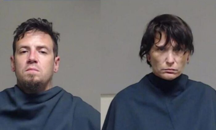 Roland and Donna Grabowski (Collin County Sheriff's Office)
