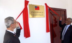 Taiwan Establishes New Diplomatic Mission in Africa