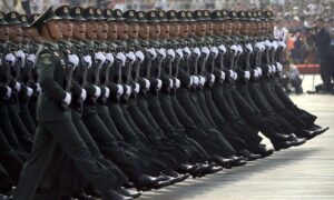 A Private Army Is Alarming, but Much More so in the Hands of the Tyrannical CCP