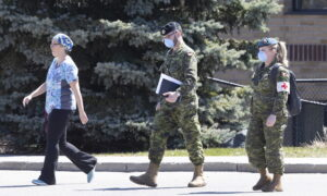 Improved Conditions at Ontario Nursing Homes, as Govt Thanks Armed Forces for Help