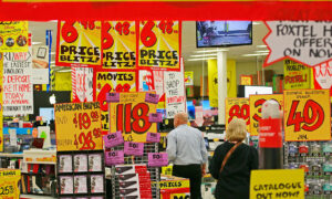 Virus Situation Lifts JB HiFi Sales as Customers Stay Home