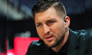 'Not on Our Watch': Tim Tebow Comes Out With Ministry to Fight Human Trafficking in Op Ed