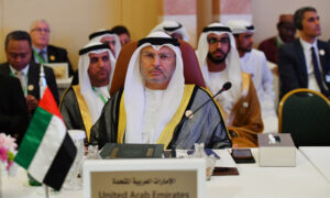 UAE Minister Says UAE-Israel Agreement a 'Sovereign Decision'