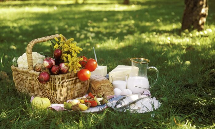 Pack your picnic basket with treats for both the kids and the adults. (Gemenacom/Shutterstock)