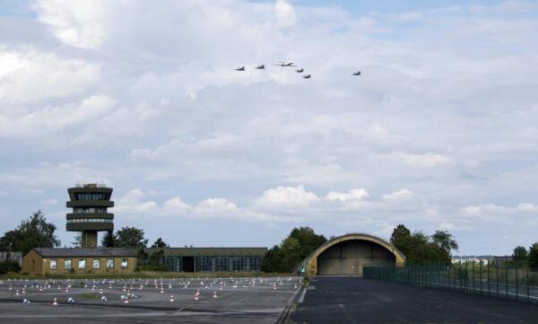 German Fuerstenfeldbruck Airbase