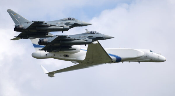 German and Israeli air forces fly over the Fuerstenfeldbruck airbase-1