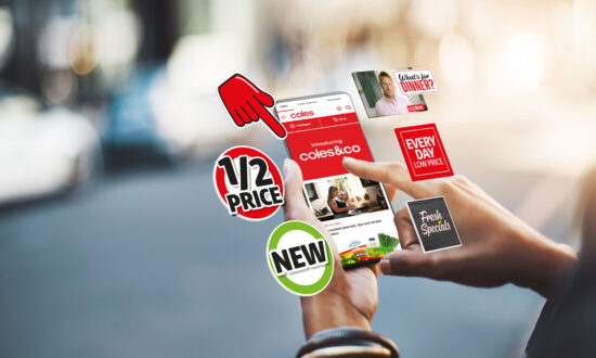 Coles Launches Digital Channel to Replace Paper Catalogues