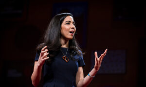 Emily Esfahani Smith Melds Wisdom, Psychology on Journey Toward Meaning