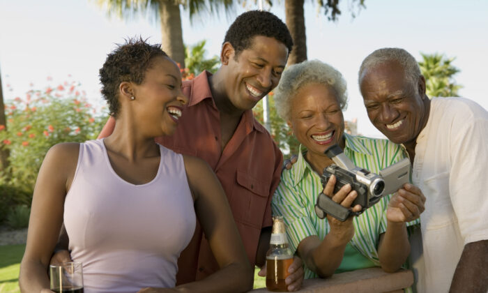 Spending time with friends and loved ones can have a bigger impact on our overall health than diet and exercise, some researchers have found. (sirtravelalot/Shutterstock)