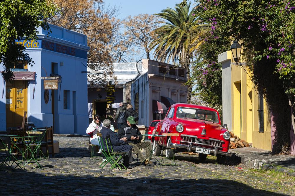 vintage car-colonia del sacramento-shutterstock_254202106