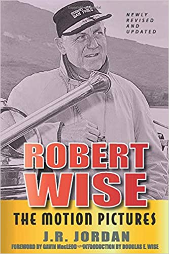 Robert Wise, The Motion Pictures cvr