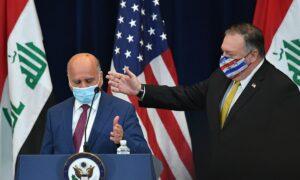 In Strategic Dialogue, Iraq Tries to Strike Balance Between US, Iran