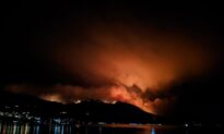Hundreds Evacuated, Thousands on Notice as Wildfire Flares in Southern B.C.