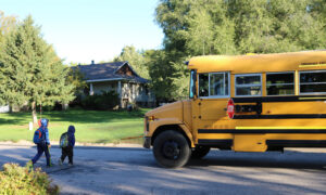 Truck Driver in Crash With School Bus Gets Kids to Safety Before He Passes Away