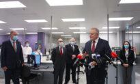 Scott Morrison Announces 'Letter of Intent' With AstraZeneca For CCP Virus Vaccine