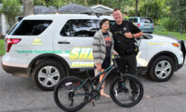 Neighbors Pitch In to Buy New Bike for 13-Year-Old Girl Who Had Hers Stolen
