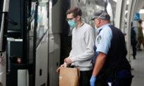 Sydney Bus Strike Over Masks Called Off