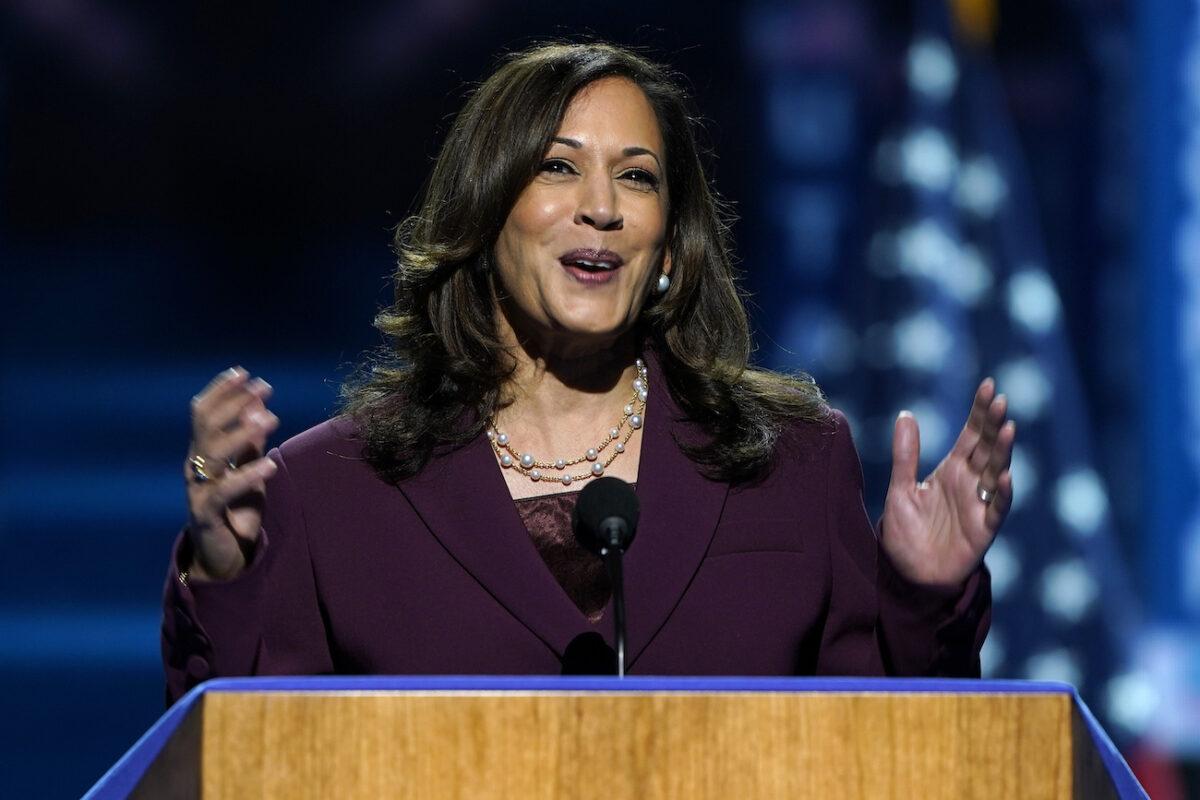 Harris to Deliver Counter Speech to Trump, Not Biden