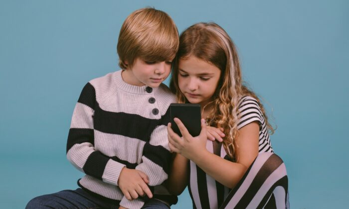 In 2013, the WHO's International Agency for Research on Cancer found that children are more susceptible to RF radiation exposure than adults.(ADfoto/Shutterstock)
