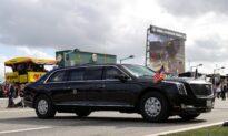 Trump Considering Replacing Goodyear Tires on Presidential Car