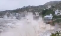 Typhoon Slams Northeastern China for the First Time Since 1964