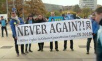 Former Uyghur Model Reveals Horrific Conditions in Detention Center