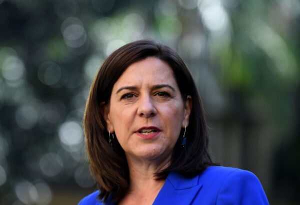 Queensland Leader of the Opposition Deb Frecklington