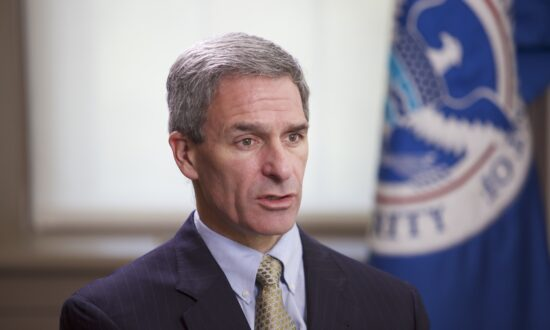Ken Cuccinelli: DHS Tackling Drug Cartels, Illegal Immigration, and Forced Labor in China
