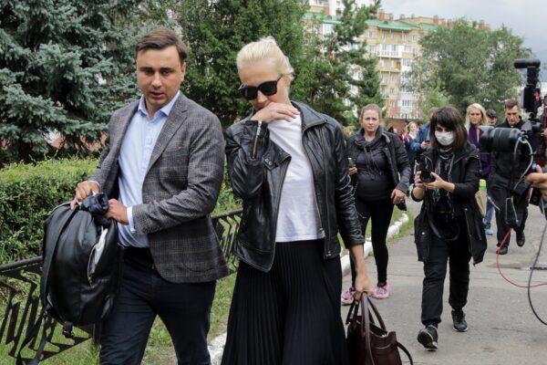 Navalny's wife