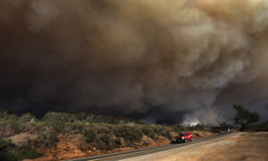 At Least 5 People Killed in Northern California Wildfires