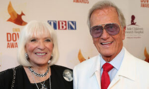 Pat Boone's Wife of 65 Years, Shirley, Passes On: 'She's Moved to a Different Mansion'
