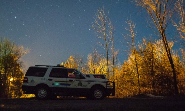 An RCMP vehicle in a file photo. (Geoff Robins/AFP via Getty Images)