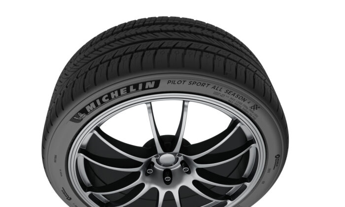 Michelin Pilot Sport All-Season 4. (Courtesy of Michelin)