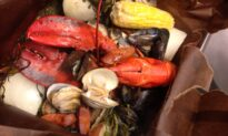 Rich Vellante's New England Clambake in a Bag