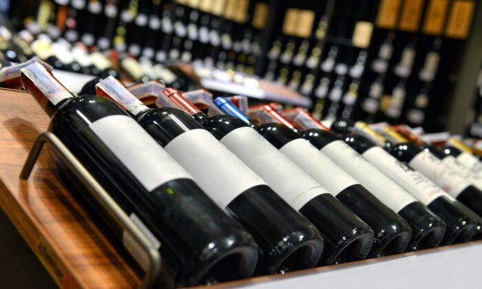 The tariffs on European wines impact Americans twofold. (Kaband/Shutterstock)