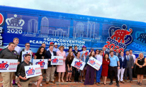 LIVE: 2020 Republican National Convention-Day1