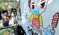 Food Trucks Hit by Lockdown Measures Find New Foodies in Suburban Neighborhoods