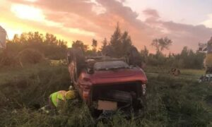 'Happy That I'm Alive': Survivor Recalls Deadly Manitoba Tornado Hitting Jeep