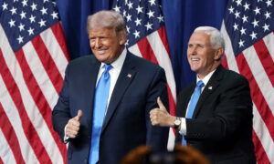 Trump Adviser: Trump Hasn't Mentioned Replacing Pence on Possible 2024 Bid