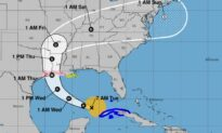 Laura Strengthens to a Hurricane Over Gulf of Mexico, Could Become 'Major' Storm
