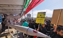 Iran Shows Off Two Missiles, Including One Named After Soleimani