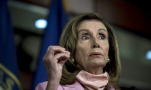 Pelosi Declares Trump, GOP Allies 'Enemies of the State,' But Republicans Show Little Outrage