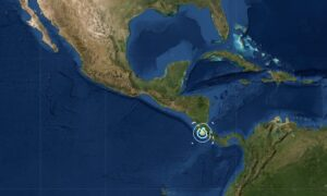 6.0 Magnitude Earthquake Hits Costa Rica