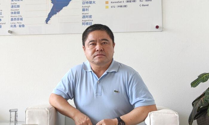 Li Chuanliang, former mayor of Jixi city in northeastern China's Heilongjiang Province.