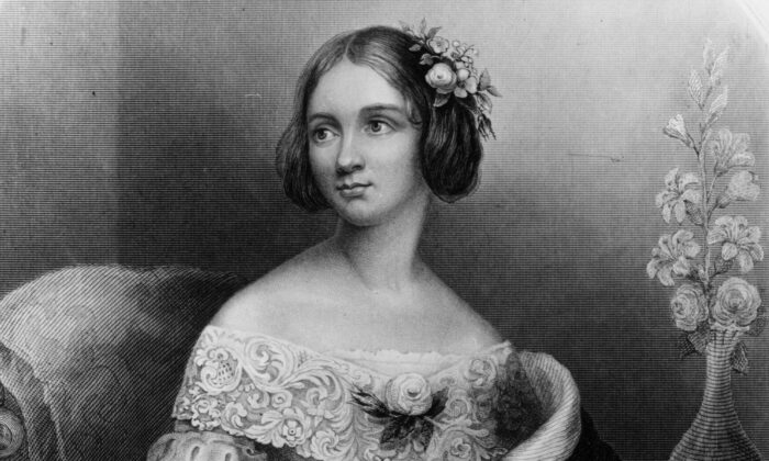 Swedish soprano Jenny Lind (1820–1887), circa 1870. (Hulton Archive/Getty Images)
