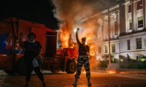 Study: Hundreds of BLM Demonstrations Involved Violence