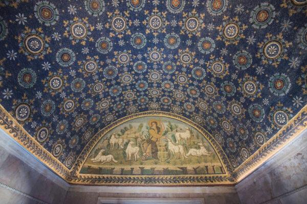 mosaics ravenna
