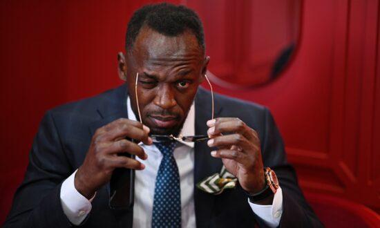 Gold Medalist Usain Bolt Tests Positive for CCP Virus