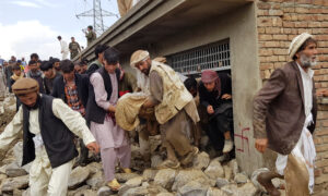 Flash Floods Kill More Than 70 in Afghanistan