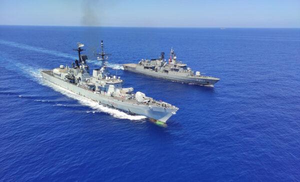 Turkey Italy Maritime Exercise